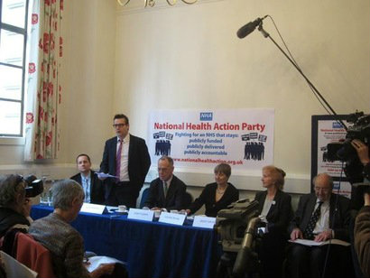NHA launch press conference 2